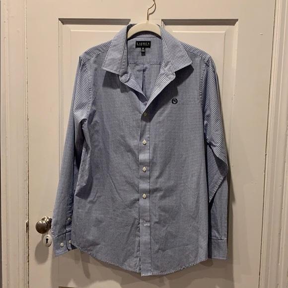 Lauren Ralph Lauren Other - EUC Ralph Lauren Dress Shirt Size 20